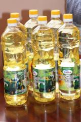 Подсолнечное масло премиум класса