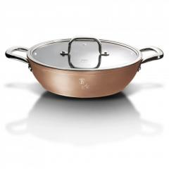 Deep stewing pans