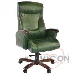 Офисное кресло Galant AMF натуральная кожа Avocado