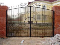 Ворота Арт 01