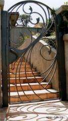Ворота Арт 25
