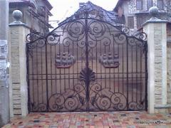 Ворота Арт 65