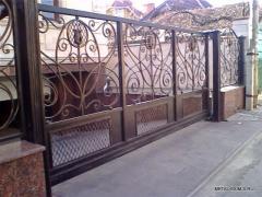 Ворота Арт 67