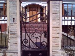 Ворота Арт 68