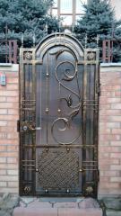 Ворота Арт 76