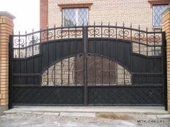 Ворота Арт 257