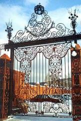 Ворота Арт 282