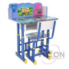 Набор детской мебели MINIONS