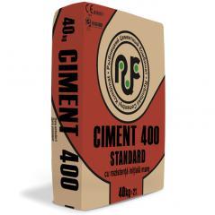 Цемент в мешках STANDARD 400