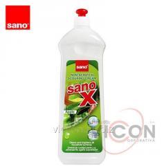 Чистящий крем SANO X APPLE (750 ml)