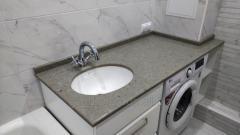 Столешница в ванную из камня Кишинев