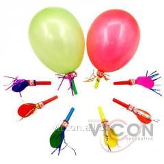 Воздушные шарики со свитками 50 шт.