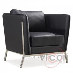 Кресло мягкое SALVADOR-1 Black