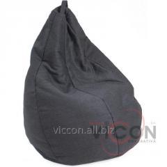 Кресло-мешок Bean Bag Felix Black