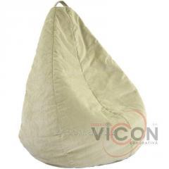 Кресло-мешок Bean Bag Felix Beige Haki