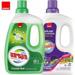 Концентрированный гель для стирки SANO Maxima Mix Wash, 3 л.