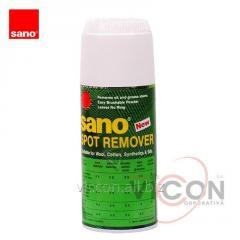Пятновыводитель со щеткой 170 мл. Sano Spot Remover
