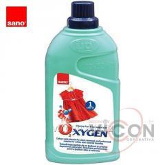 Пятновыводитель гель SANO OXIGEN, 1 литр