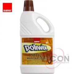 Средство для мытья паркета и ламината Sano Poliwix
