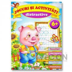 Игры и Развлечения, возраст 6+