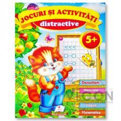 Игры и Развлечения, возраст 5+