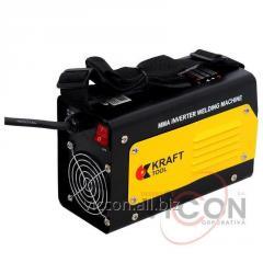 Инверторный сварочный аппарат 260A KT260RH DIGI KraftTool