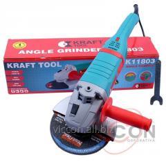 Углошлифовальная машина 1800W K11803 KraftTool
