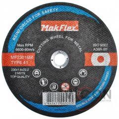 Диск по металлу MakFlex 230*1.6*22