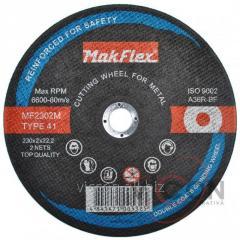 Диск по металлу MakFlex 230*2,0*22.3