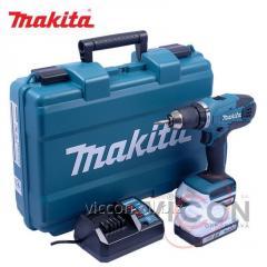 Шуруповёрт аккумуляторный 18V DF457DWE Makita