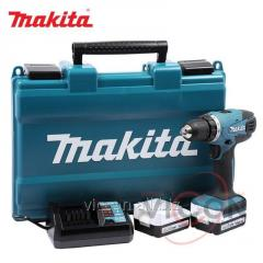 Шуруповёрт аккумуляторный 14,4V DF347DWE Makita