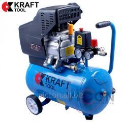 Компрессор 1600В 8 Bar KT24 L KraftTool
