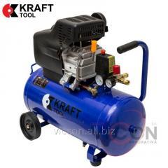 Компрессор 1800W 8 Bar KT50 L KraftTool