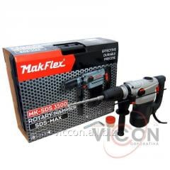 Перфоратор MK-SDS MAX 3500 1150W MakFlex