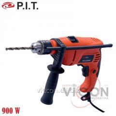 Электродрель ударная 900W P31322N PIT