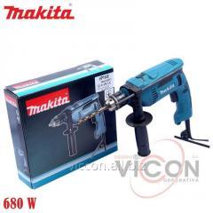 Электродрель ударная 680W HP1640 Makita