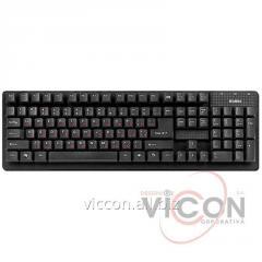 Клавиатура SVEN Standard 301 black, USB