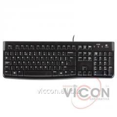 Клавиатура проводная Logitech K120 USB