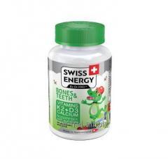 SWISS ENERGY BONES & TEETH
