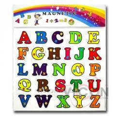 Магнитный алфавит для детей