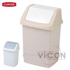 Ведро для мусора CLICK-IT CURVER, 50 Л