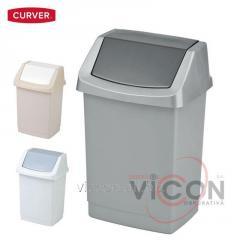 Ведро для мусора CLICK-IT CURVER, 25 Л