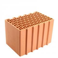 Hollow core ceramic blocks