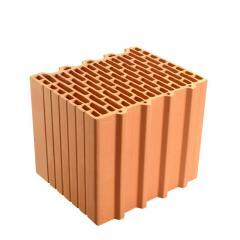 Керамический блок Porotherm 30 N + F Profi