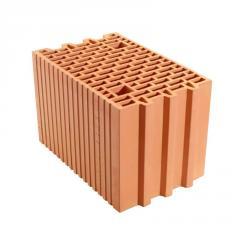 Керамический блок Porotherm 25 N + F Profi