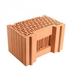 Керамический блок Porotherm 38 STh