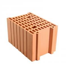 Блоки керамические Porotherm 25 Robust