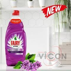 Жидкость для мытья посуды, FAIRY Extra+, 900 мл,