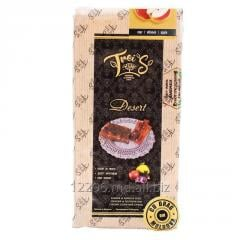 Фруктовый десерт TreiS оригинальный  в плитках мягкий пакет 225 г