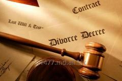 Юрист по разводу и разделу имущества
